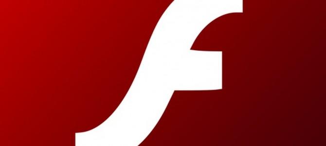 Flash – in den letzten Zügen