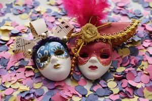 Karneval Masken