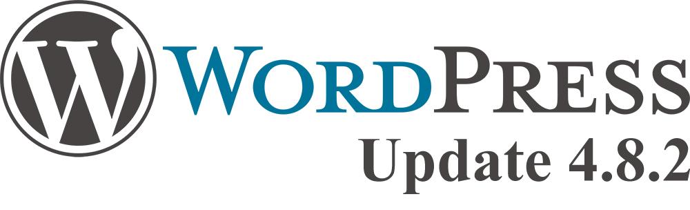 Worpdress Update 4.8.2