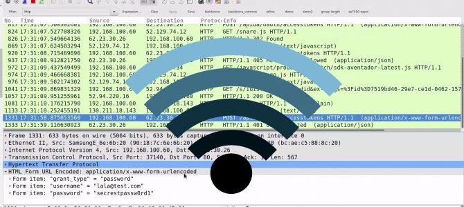 Sicherheitslücke KRACK in W-LAN