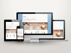 Shopware Online Shop Relaunch Head Haarcosmetic