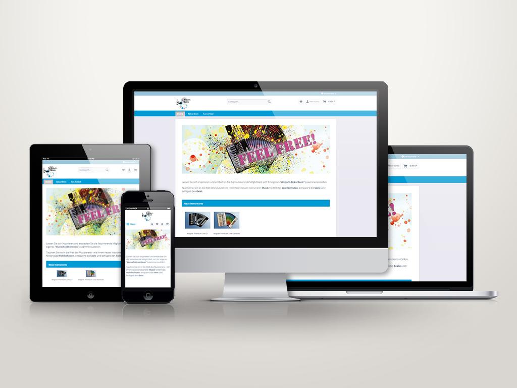Shopware Professional Online Shop Entwicklung