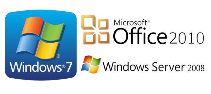 Windows 7 und Server 2008 nur noch dieses Jahr unterstützt
