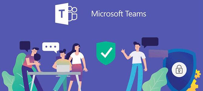 """Ist Microsoft Teams das """"Schweizer Messer"""" fürs Home-Office?"""